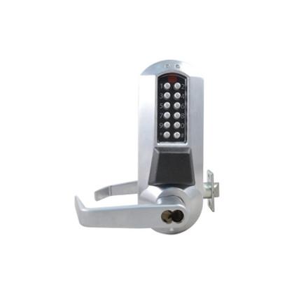 Kaba E-Plex 5600 Series E5631BWL-626-41 Cylindrical I/C Best Lever Electronic Lock