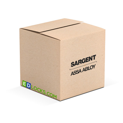 28-10G17 LL 10 Sargent Cylindrical Lock