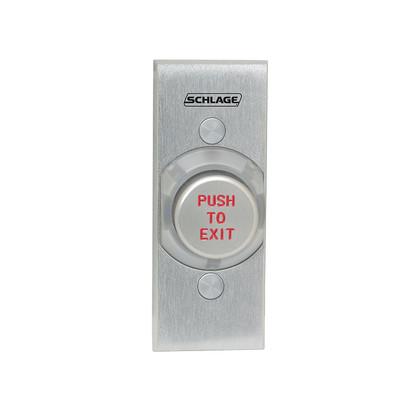 621AL EX DA NS Schlage Electronics Pushbutton