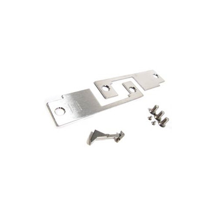 Hes 8500 Series Electric Strike Faceplate For Sargent 8100, 8200, & 9200