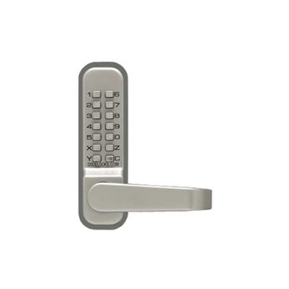 Codelocks CL400 Series CL415BB Tubular Mortise Latchbolt with Back to Back and Code Free option