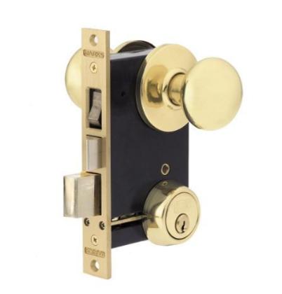 Marks 22AC Mortise Lock for Security Door / Storm Door