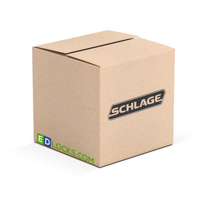 20-057C 613 Schlage Lock FSIC Rim Cylinder