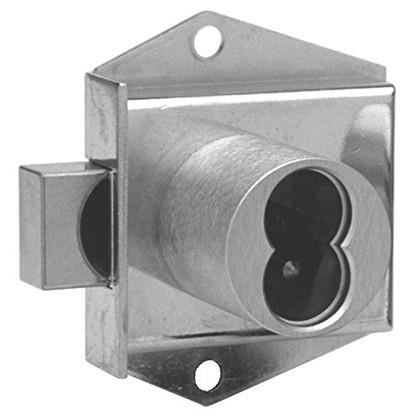 Olympus Lock 725MD-DR-RH-26D SFIC Deadbolt Cabinet Lock