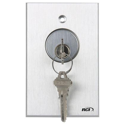 960-MA 28 Rutherford Controls Inc (RCI) Keyswitch