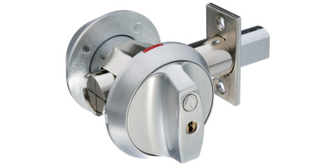 Abloy Protec2 ME155T-26D High Security Single Cylinder Deadbolt W/ Lockable Thumbturn