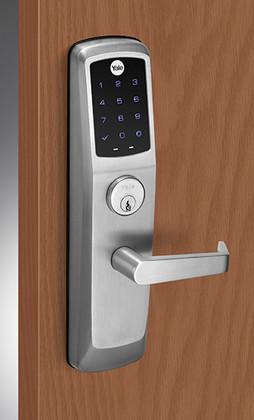 Yale nexTouch AUNTT-620-NR-626 Keypad Combination Exit Trim Lock
