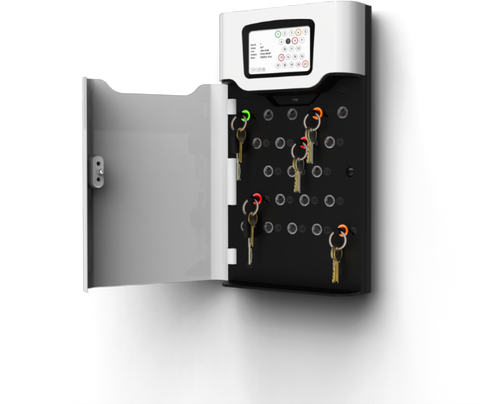 Mul-T-Lock Traka 21 Electronic Key Management Open
