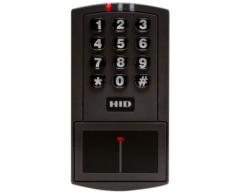 HID EntryProx 4045 Stand-Alone Proximity Reader Keypad
