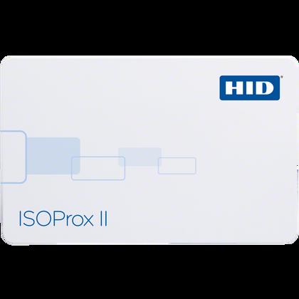 HID ISOProx II 1386LGGMN 10pk Proximity Access Control Card