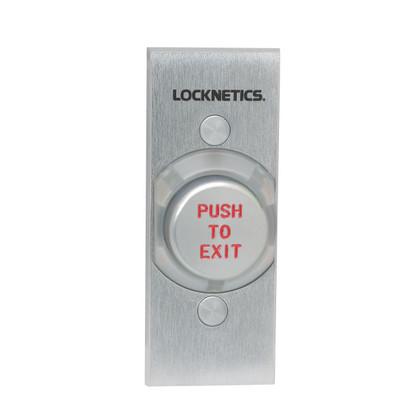 Locknetics by Schlage 621AL-EX-DA-NS-SF-626 Heavy Duty Pushbutton