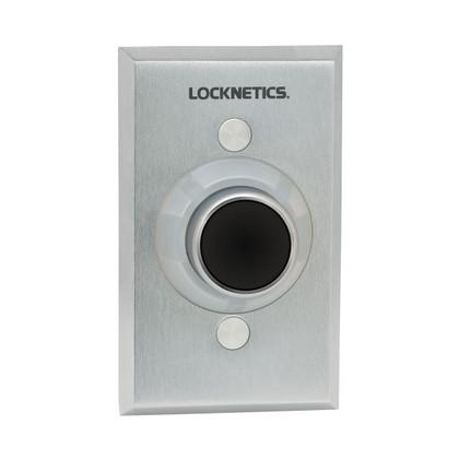 Locknetics by Schlage 621BK Heavy Duty Exit Pushbutton