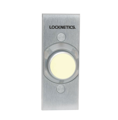 Locknetics by Schlage 621GID-NS Heavy Duty Pushbutton