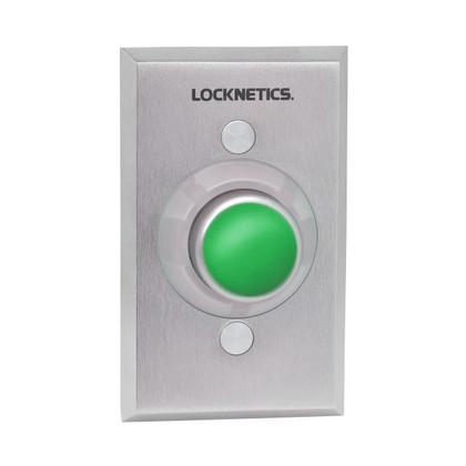 Locknetics by Schlage 621GR Heavy Duty Exit Pushbutton
