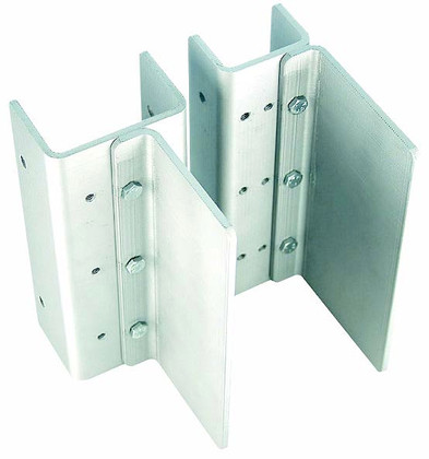 Securitron FMK-SL Flex-Mount Sliding Gate Lock Bracket Kits