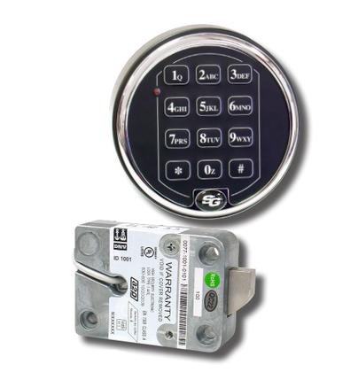 Sargent and Greenleaf 1006-108 Spartan Pivot Bolt Electronic Safe Lock