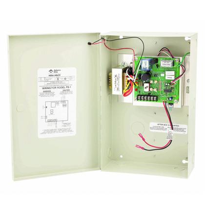 Adams Rite PS-1 ADA Power Supply 1 Amp 12/24 VDC