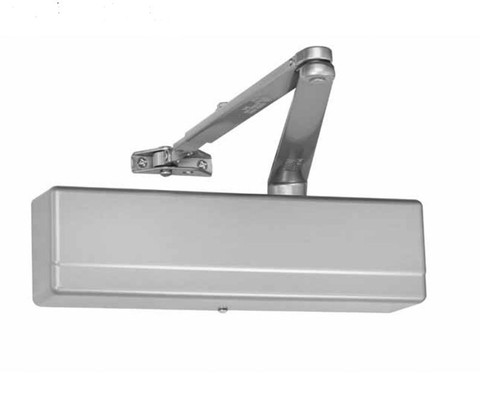 1431-CPS-TB-EN Surface Door Closer Heavy Duty Parallel Arm with Compression Stop