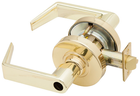 Schlage ND53LD RHO 605 Entrance Lock Function