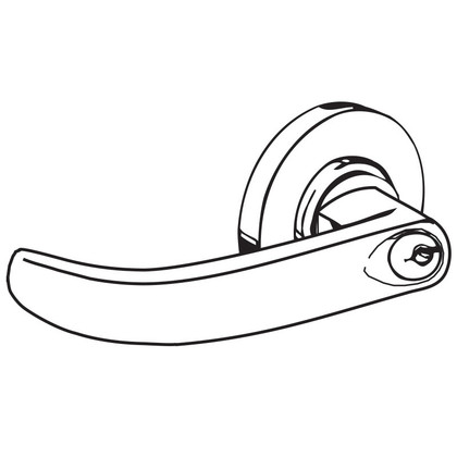 Schlage ND53LD SPA 606 Entrance Lock Function