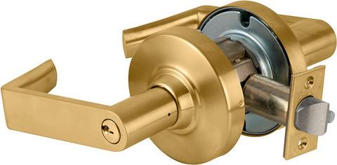 Schlage ND80LD RHO 606 Storeroom Lock Function