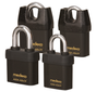 Medeco 54 Series All-Weather Padlocks