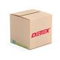 DTX03AN 689 W-CYL Detex Exit Device Trim