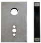 Keedex K-BXMOR6 Weldable Lock Box for Marks 22AC 21AC 9225AC and 9215AC
