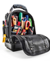 Veto Pro Pac TECH-MCT Heavy Duty Tool Bag Front Open