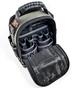 Veto Pro Pac TECH-MCT Heavy Duty Tool Bag Front Empty