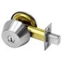 Sargent 60-485 26D Satin Chrome Single Cylinder Deadbolt LFIC Prep