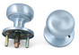 Marks K22 Knob Replacement Kit For Marks 22AC/26D Mortise Lock