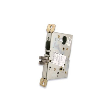 """Schlage L9485LB Mortise Body Only Faculty Hotel restroom Function """" L """" Series"""