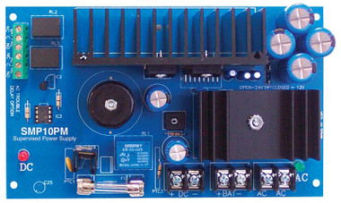 Altronix Smp10pm Switching Supervised Power Supply Board