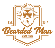 Bearded Man Coffee