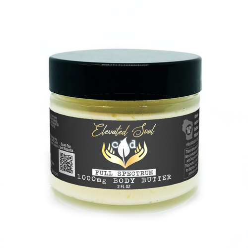 Elevated Soul CBD - Body Butter