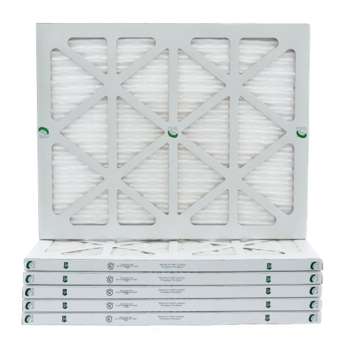 16 3/8 x 21 1/2 x 1 Glasfloss MERV 10 Air Filter replacements for Carrier, Bryant & Payne.