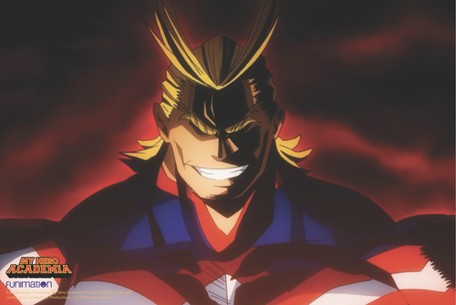 Allmight Red Glare