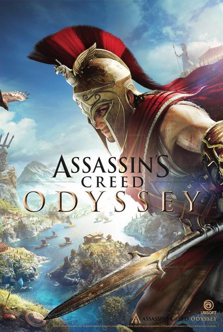 AC Odyssey Cover