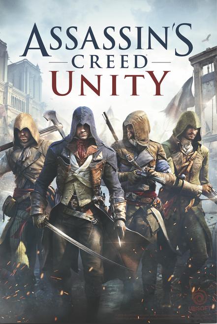 AC Unity Cast