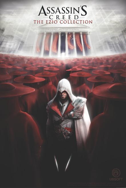 AC2 Ezio Crowd