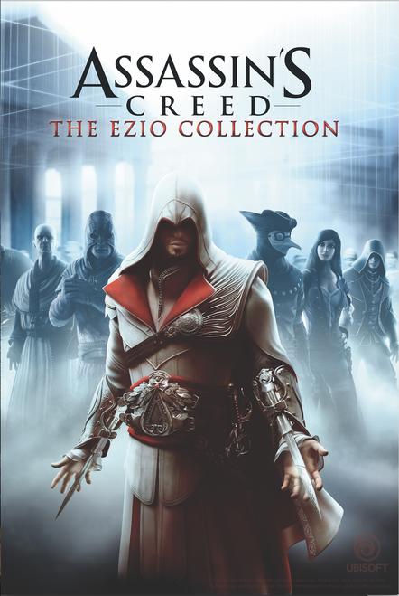 AC Ezio Brotherhood Cast