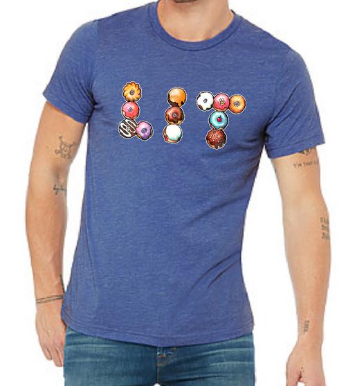 Donut LIT Shirt