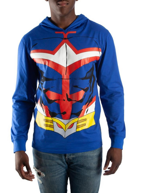 MHA - Allmight Cosplay Hoodie