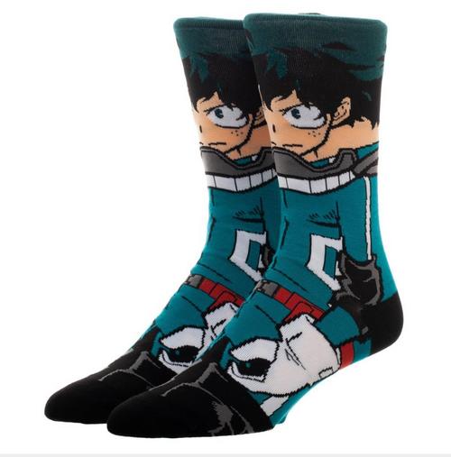 MHA - Deku Socks