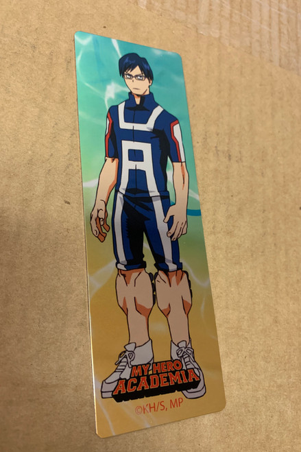 Tenya Iida Sports Uniform Bookmark