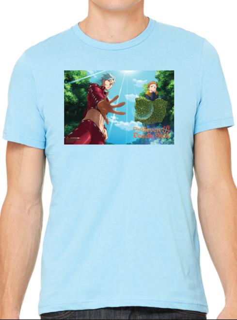 7DS - Ban & King Shirt