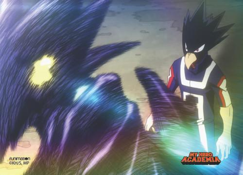 Tokoyami & Dark Shadow 2