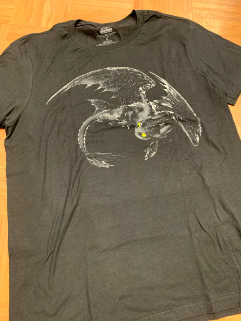Toothless Shirt (How to Train Your Dragon)  - Shirt
