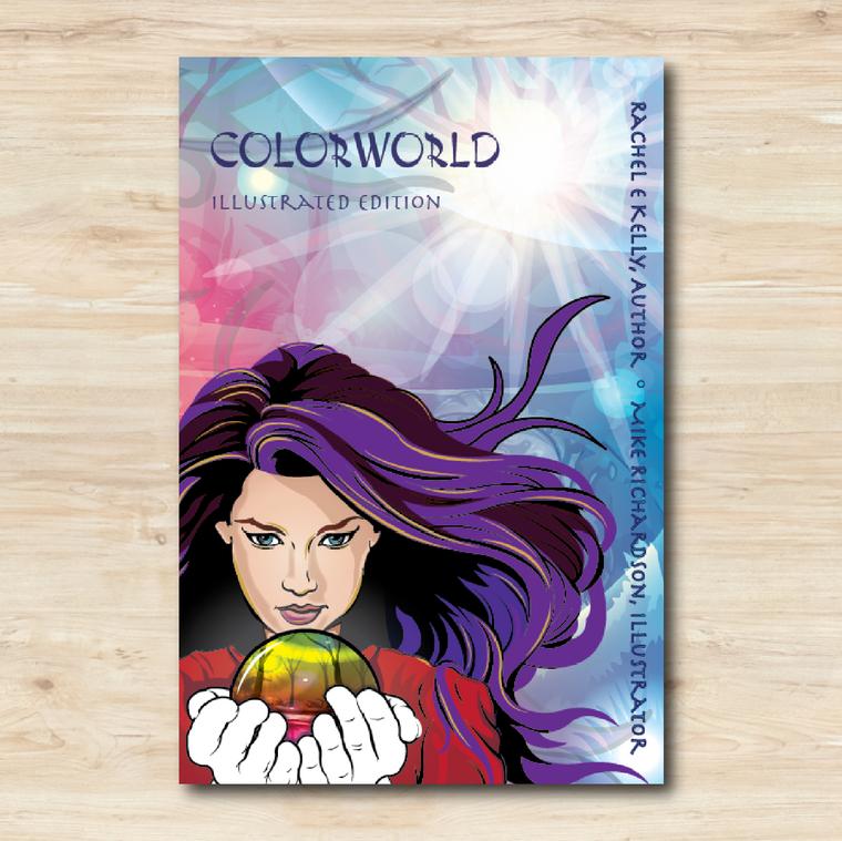 Colorworld -Illustrated Edition-